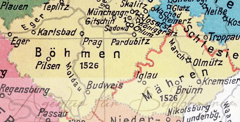 Das Münchner Abkommen 1938