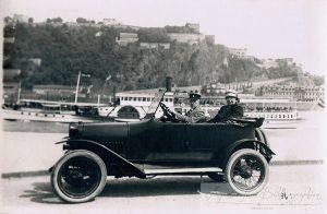 Der Wanderer W8 Typ NV 1936