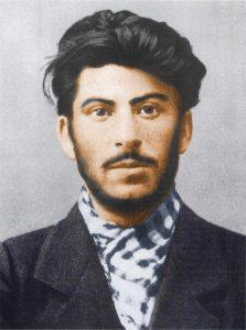 Stalin im Jahre 1902