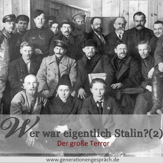 Stalin: Der große Terror www.generationengespräch.de