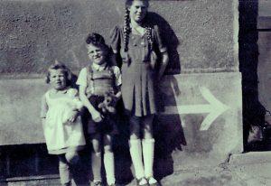 Kindheit in der Zeit nach dem Zweiten Weltkrieg