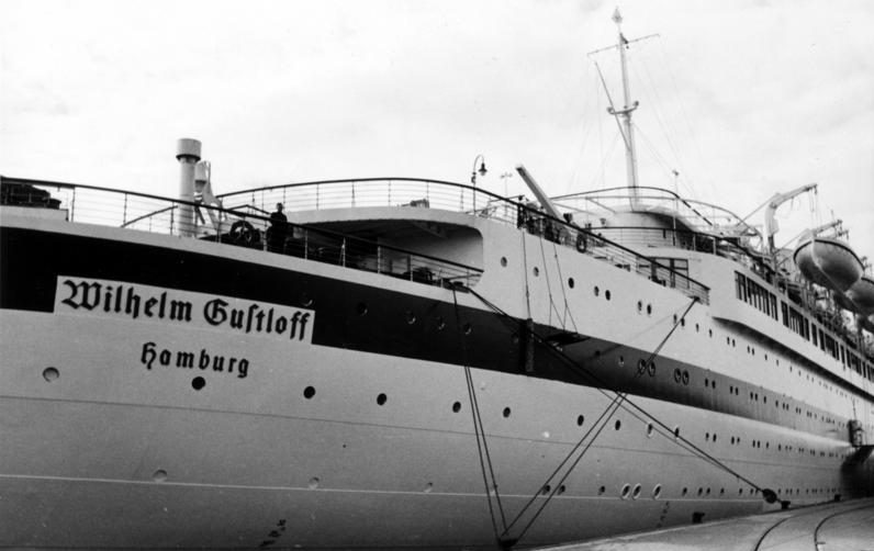 Die Wilhelm Gustloff