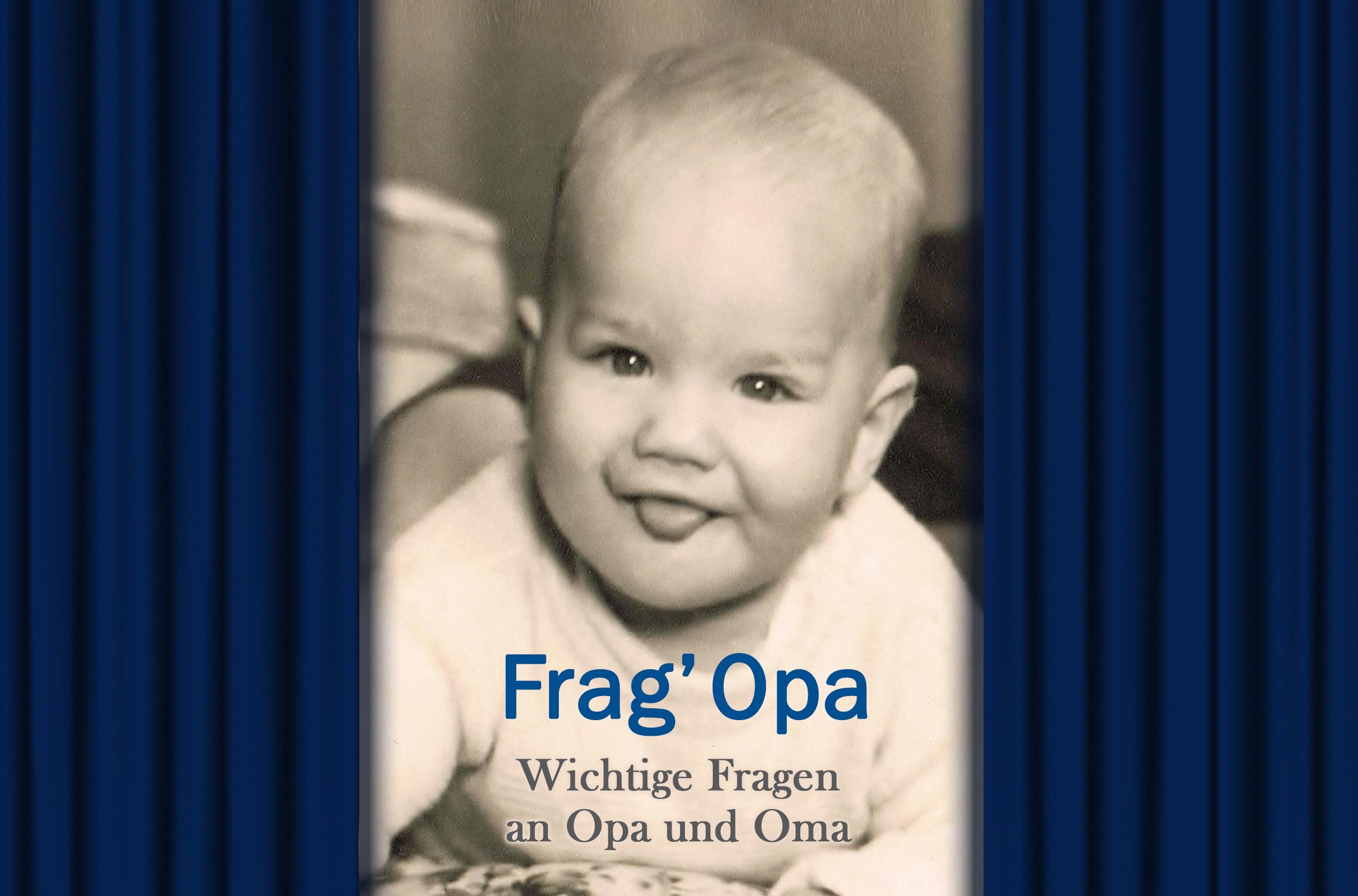 Geschenkbuch Frag Opa amazon
