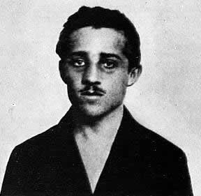 Gavrilo Princip, from raven.cc.ukans.edu