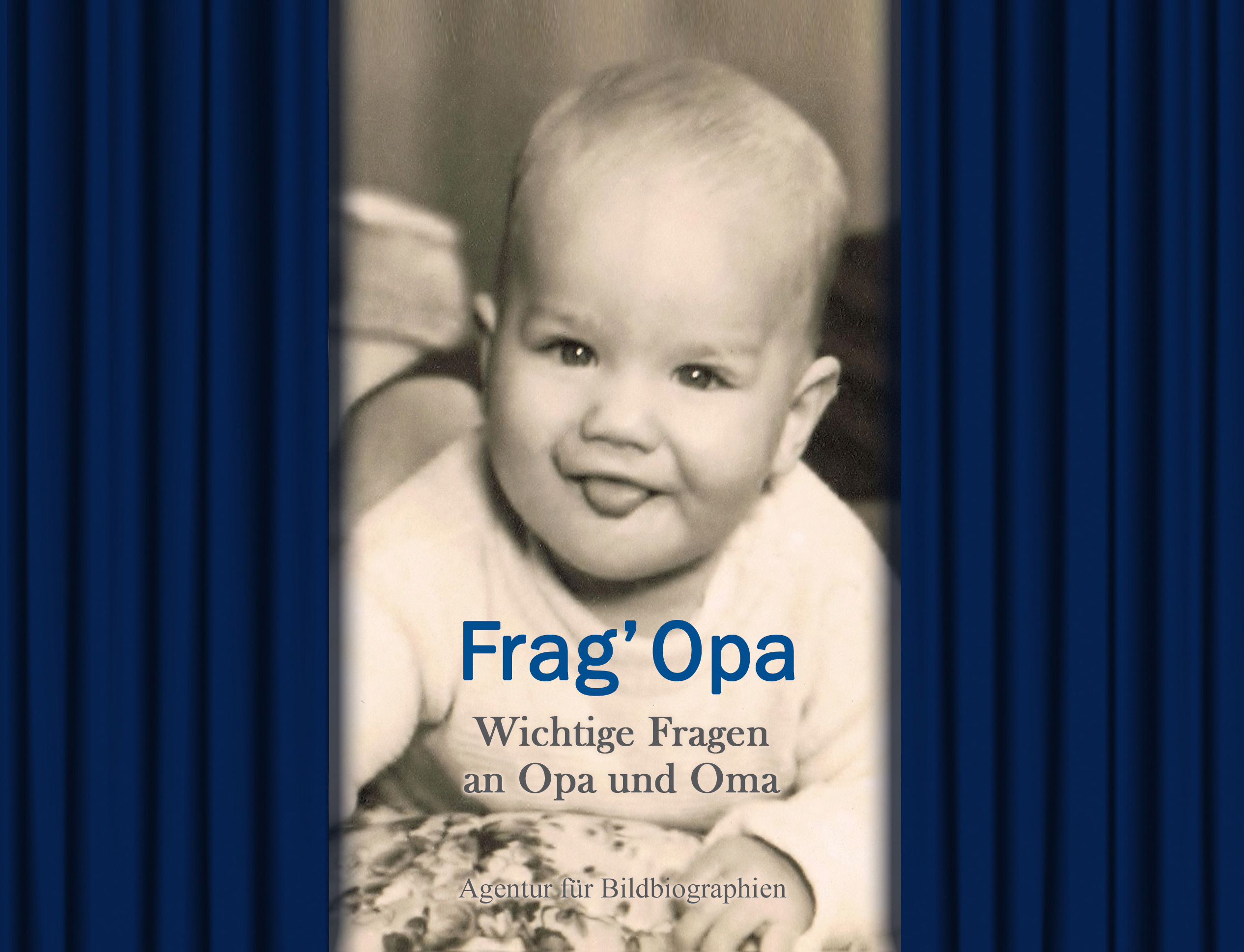 Hilfe beim biografischen Schreiben Frag Opa