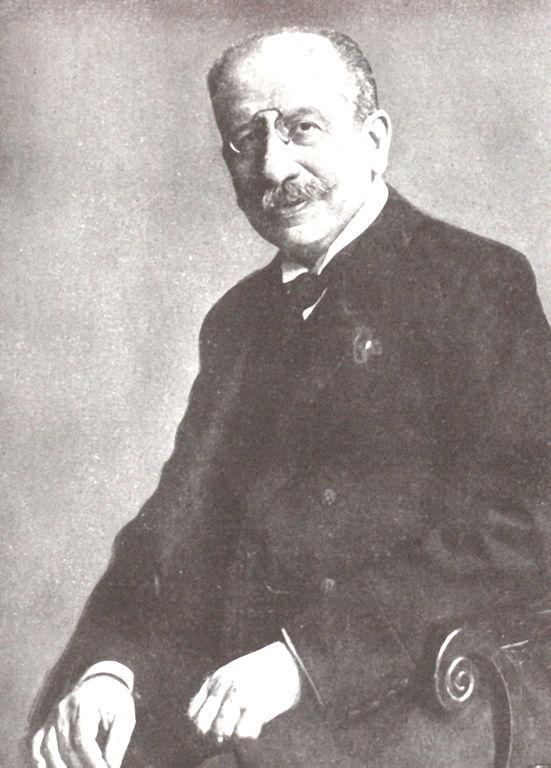 Albert Ballin, Sport & Salon August 26, 1917, p.9, gemeinfrei