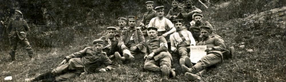 Opa Schützengraben