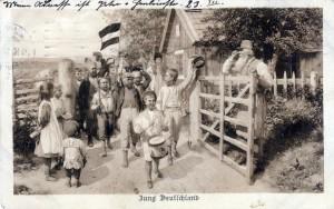 Christian Mack Opas Krieg Postkarte 1. Weltkrieg