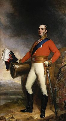 Prince Edward, Duke of Kent, Commander-in-Chief, North America, 1791–1802 By George Dawe - Royal Collection, Public Domain