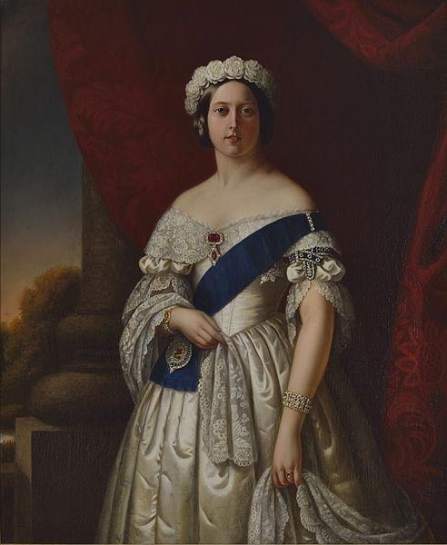 Queen Victoria 1845