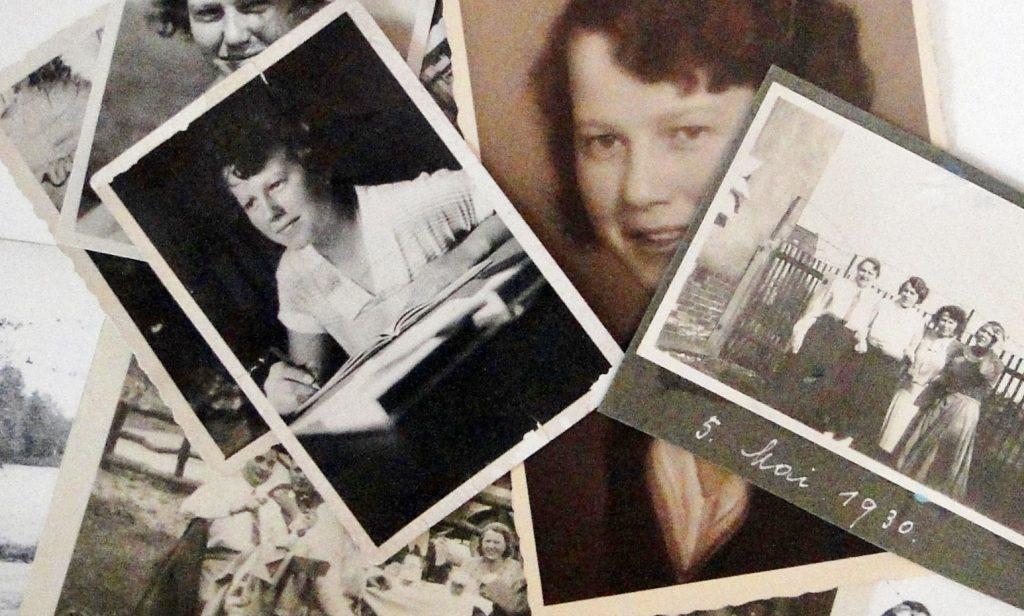 Fotos und Dokumente für Ihre Familiengeschichte aufbewahren