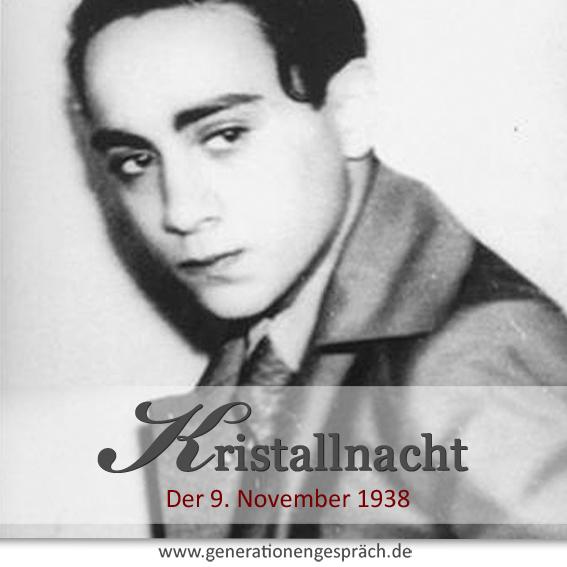 Kristallnacht am 9. November 1938 www.generationengespräch.de