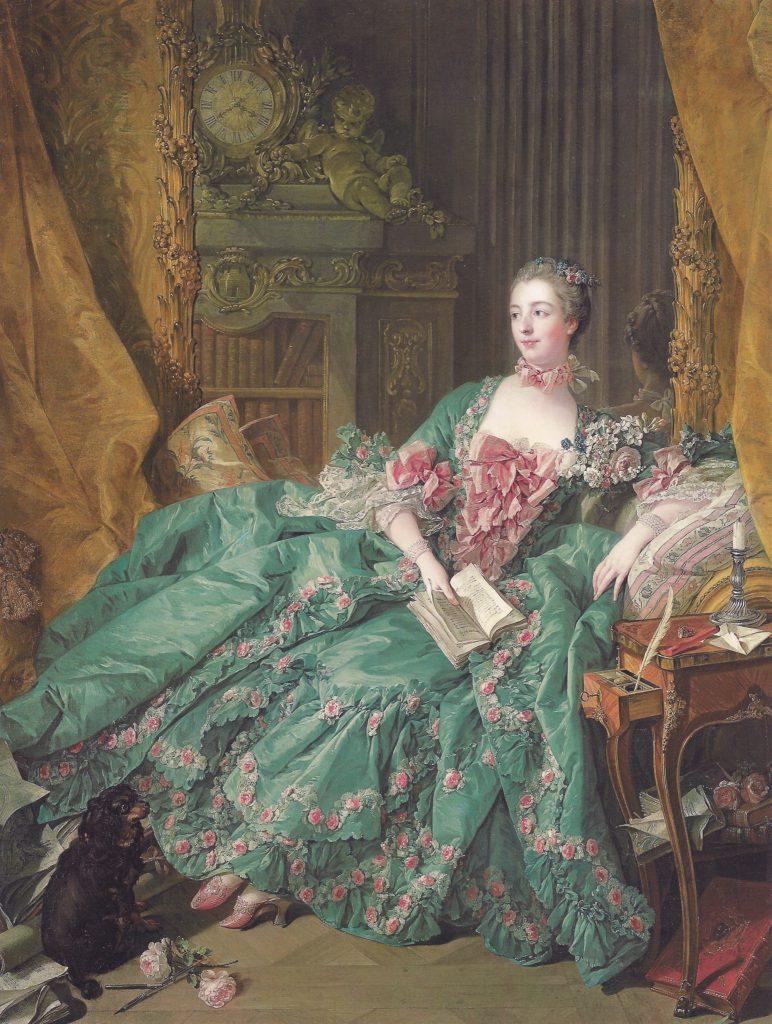 Marquise de Pompadour, François Boucher