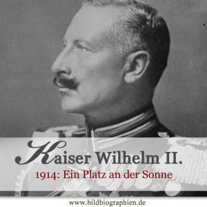 Wilhelm - letzter deutscher Kaiser und Großmaul