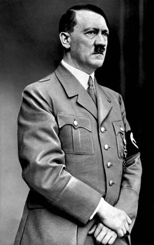 Hitler, Adolf: Reichskanzler, Deutschland, 20 April 1937. Bundesarchiv, Bild 183-S33882/CC BY-SA 3.0