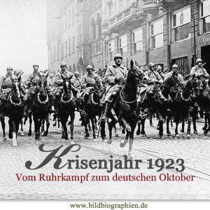 1923 Deutschland in der Krise