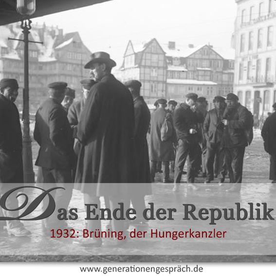 Das Ende der Weimarer Republik www.generationengespräch.de