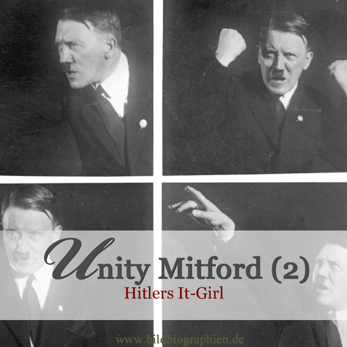 Hitler und die Frauen - Unity Mitford