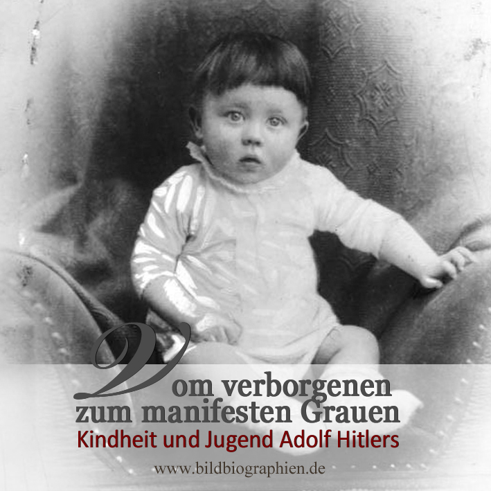 Adolf Hitler Kindheit und Jugend