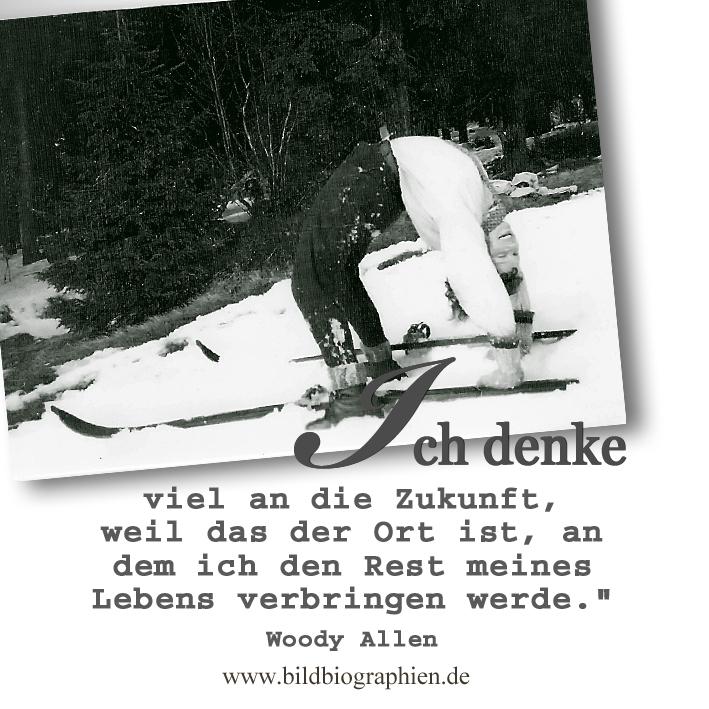 Zitat Woody Allen