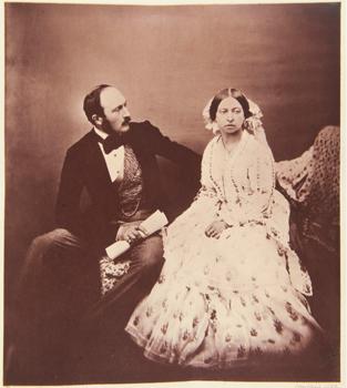 Die Großmutter Europas - Albert und Victoria 1854