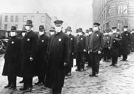 Das große Sterben - die Spanische Grippe-Epidemie 1918/19