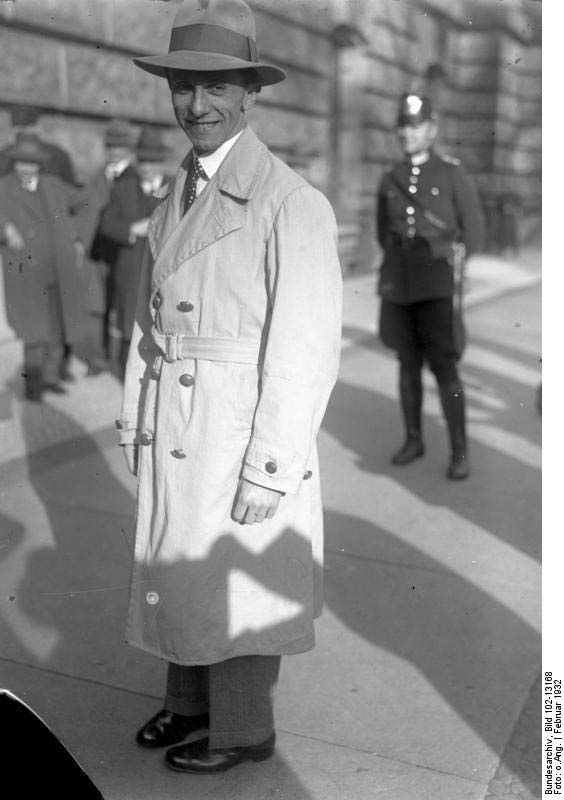 Joseph Goebbels, Februar 1932: Gauleiter von Berlin