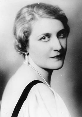 Magda Goebbels 1933