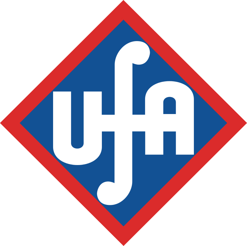 Ufa-Logo 1917 bis 1991